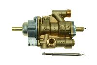 Thermostatic gas valves