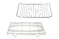 Grids and trays