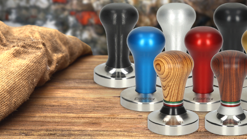 Italian style and quality tampers