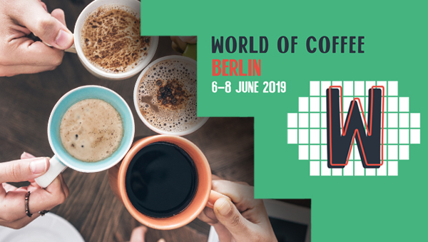 LF ve GEV Berlin World of Coffee 2019 Fuarı'nda